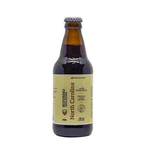 Cerveja Mediterrânea North Carolina - Folhas De Oliva- 300ml