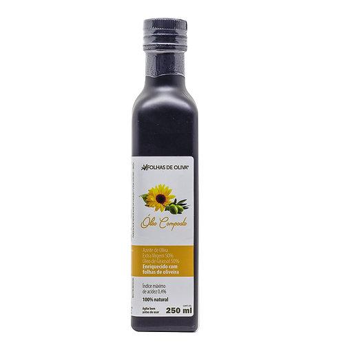 Óleo Composto de Azeite de Oliva Extra Virgem e Óleo de Girassol 250ml