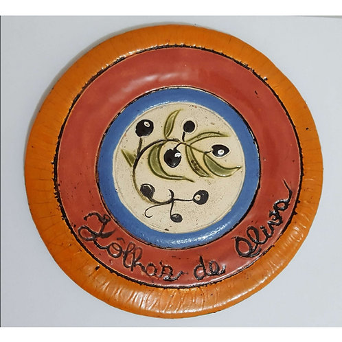 Peça Artística Cerâmica Artesanal