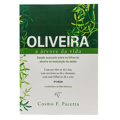 Livro Oliveira A Árvore da Vida Folhas de Oliva