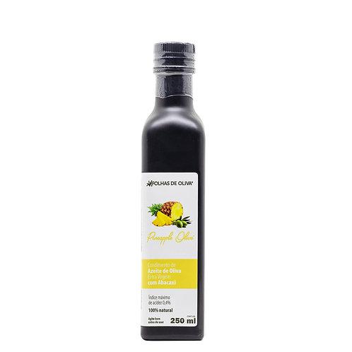 Condimento de azeite de oliva extra virgem com abacaxi - PINEAPPLE OLIVE 250ml