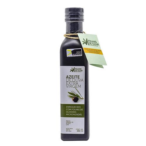 Azeite de oliva extra virgem - Folhas de Oliva - 250ml