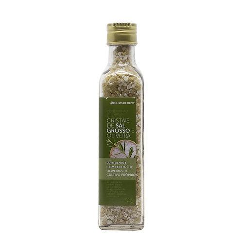 Condimento Preparado à Base de Cristais de Sal Grosso e Oliveira 315 g
