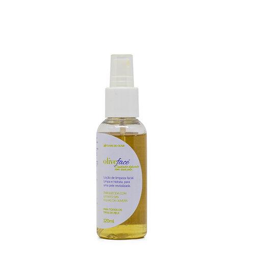 Loção de Limpeza Facial OLIVE FACE 120 ml