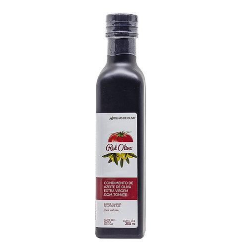Condimento de azeite de oliva extra virgem com tomate - RED OLIVE