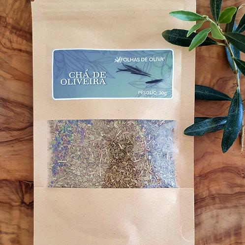 Chá de Oliveira 30 g