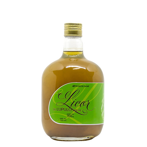 Licor De Lúpulo Creme - Folhas De Oliva - 700ml