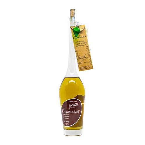 Cachaça Cambarissú Cristal Murano 600 ml (Conheça todas)