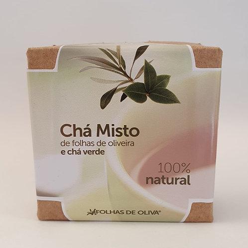 Chá Misto de Folhas de Oliva e Chá Verde  50 g
