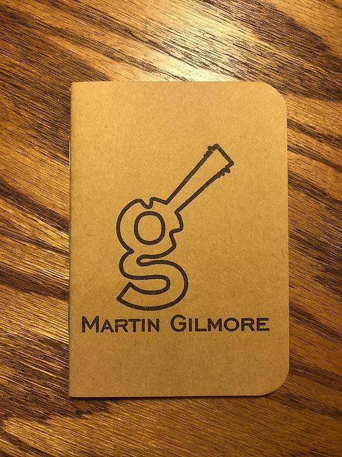 Martin Gilmore - Notebook