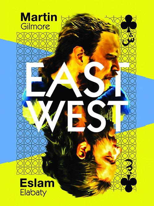 East-West - Sticker
