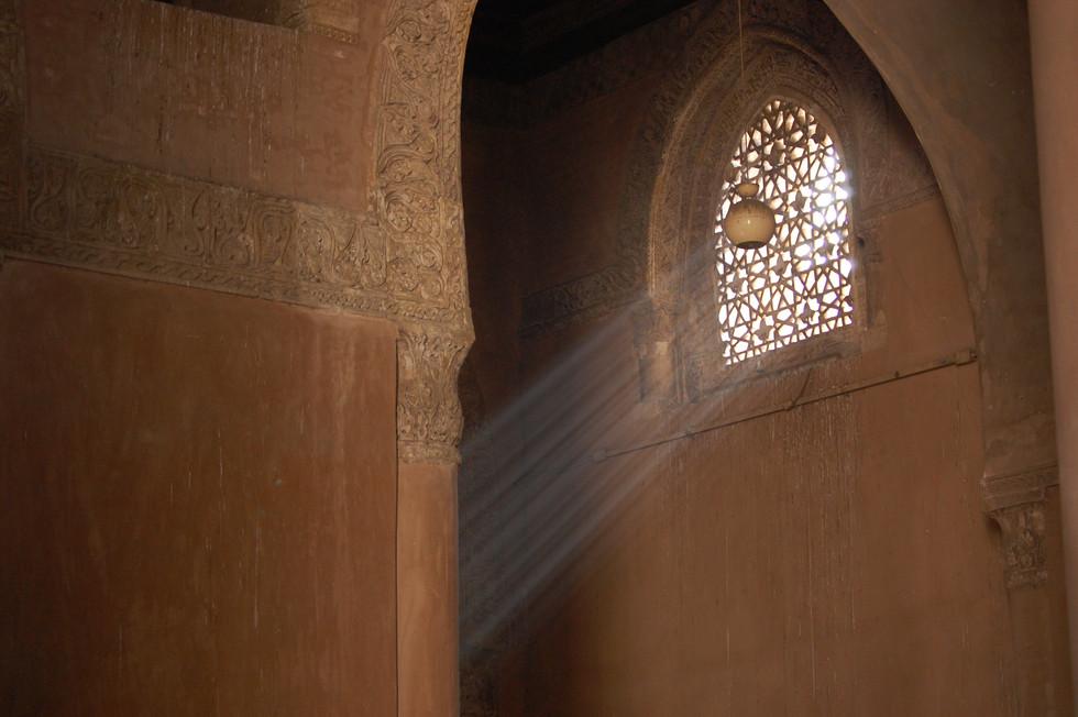 Ibn Tulun Window