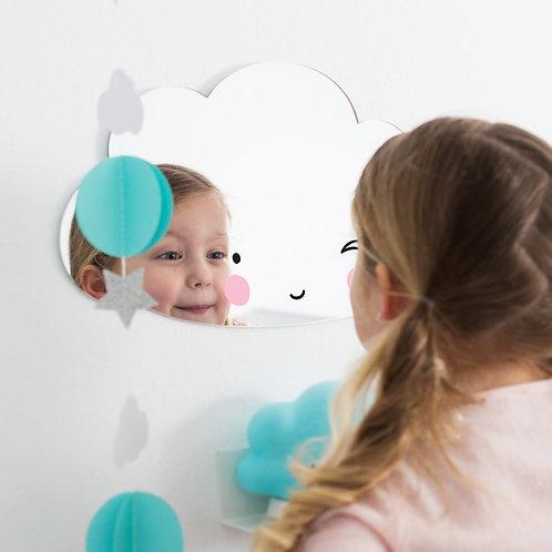 Little lovely cie - Miroir nuage