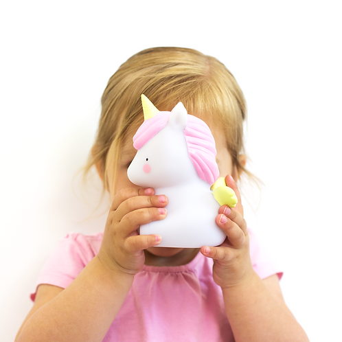 Little lovely cie - Veilleuse licorne