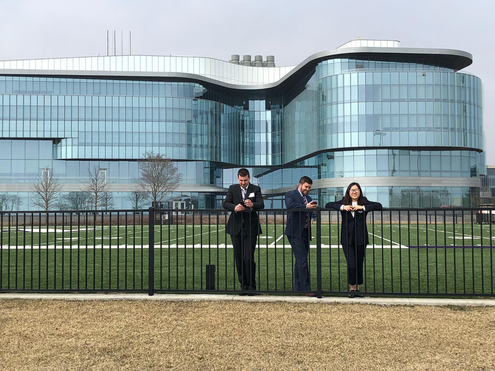 Kellogg MBA Building