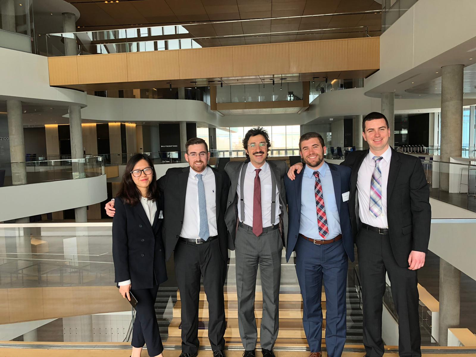 Kellogg Case Comp Team