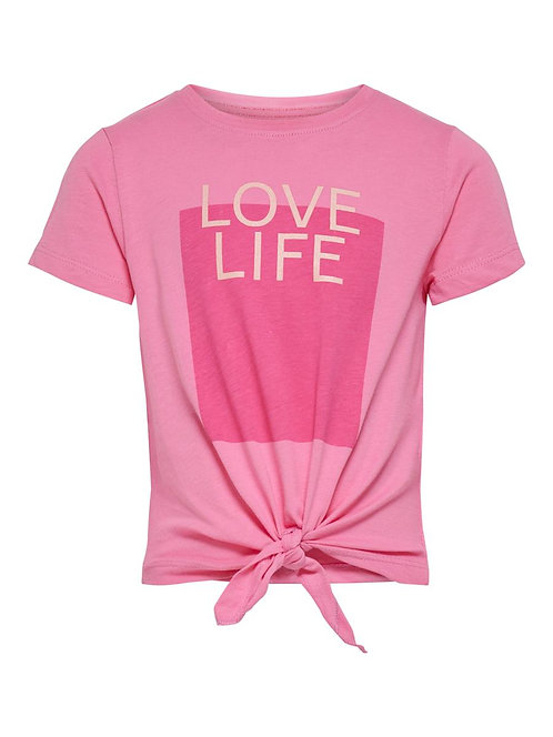KONSILLY LIFE S/S KNOT TOP BOX JRS