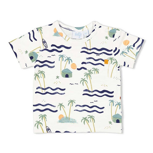 T-Shirt AOP - Here Comes The Fun