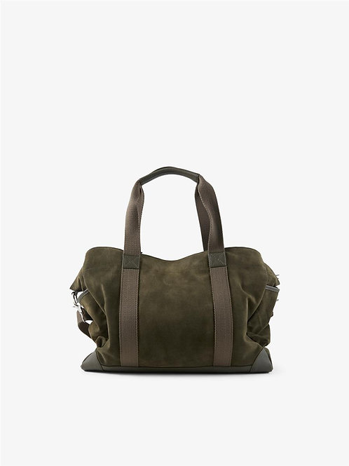 MLSUEDE CHANGING BAG