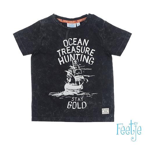 T-Shirt Ocean Treasure Hunting - Treasure Hunter