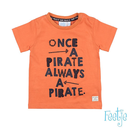 T-Shirt Once A Pirate - Treasure Hunter