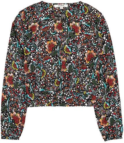 Garcia - Girls-Shirt l. sl.