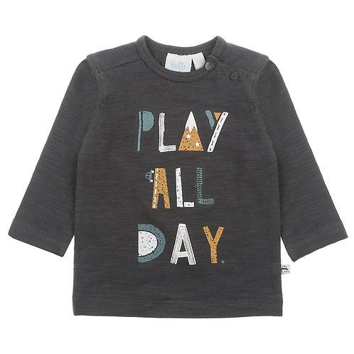 Longsleeve Play All Day - Cars