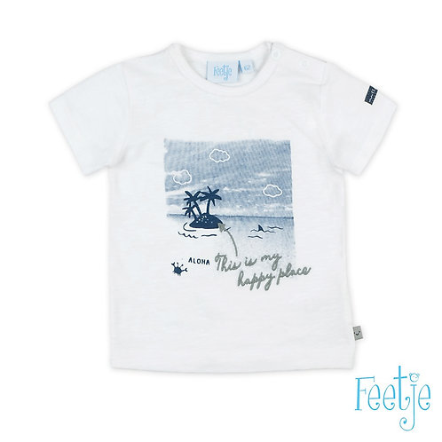 T-Shirt photoprint - Smile & Wave