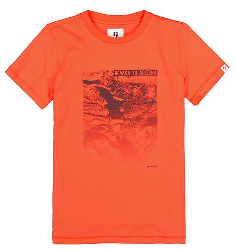 Garcia - Boys-T-Shirts s.sl.