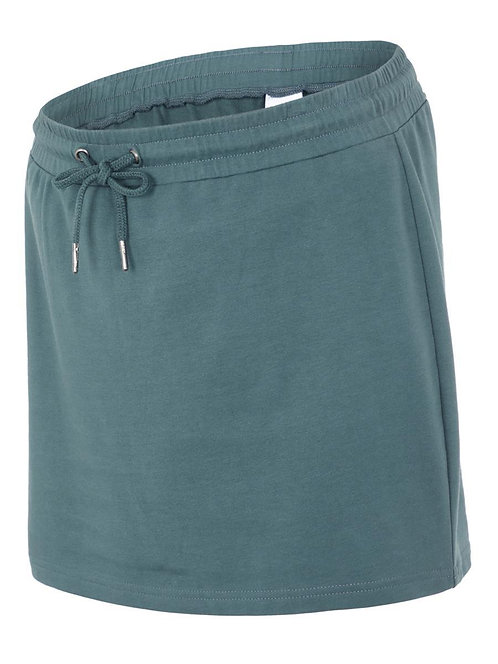 MLVINJA SHORT SWEAT SKIRT A.
