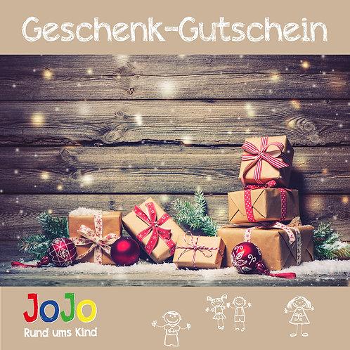 Geschenkgutschein (Weihnachten)
