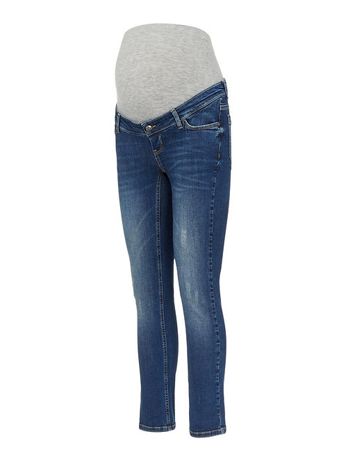 MLHAMPSHIRE ORG. SLIM AL JEANS A. N