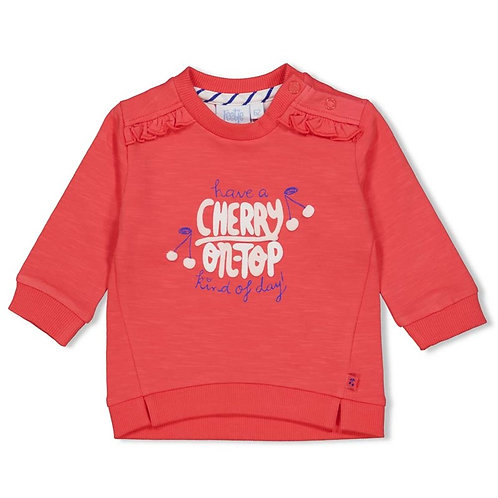 Sweater - Cherry Sweetness