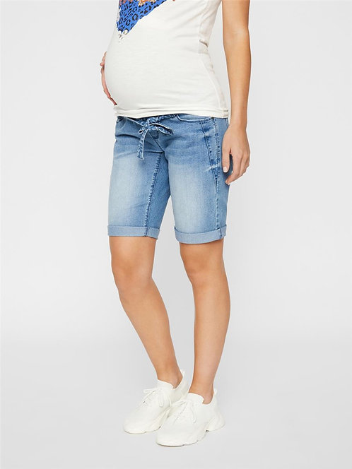 MLNATAL COMFY DENIM SHORTS A.