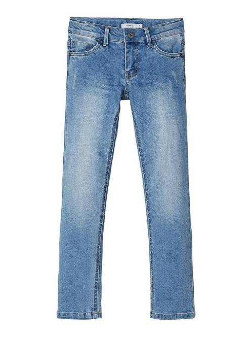 NKMTHEO DNMTRAPPE 1301 PANT NOOS