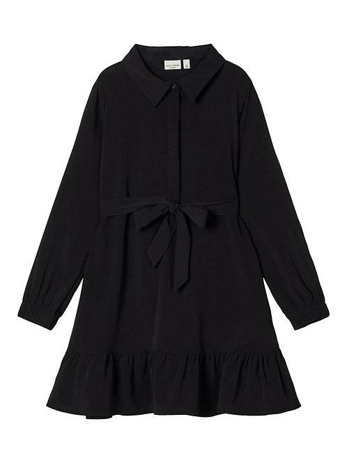 NKFVINAYA LS SHIRT DRESS NN NOOS