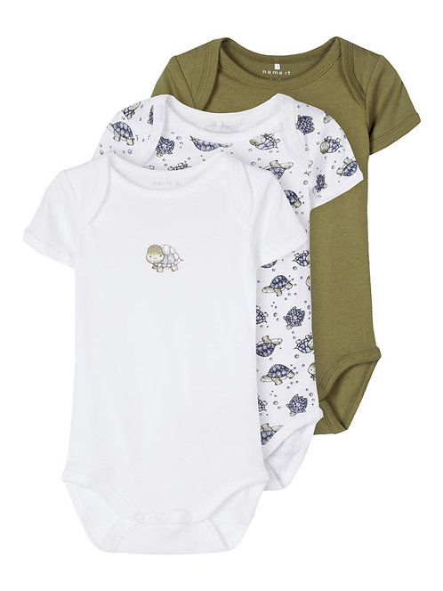 NBMBODY 3P SS LODEN TURTLE NOOS