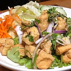 Larb Crispy Tofu