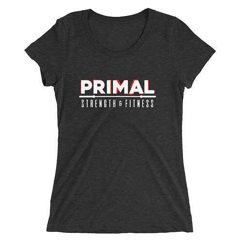 Ladies' Primal Tee Black