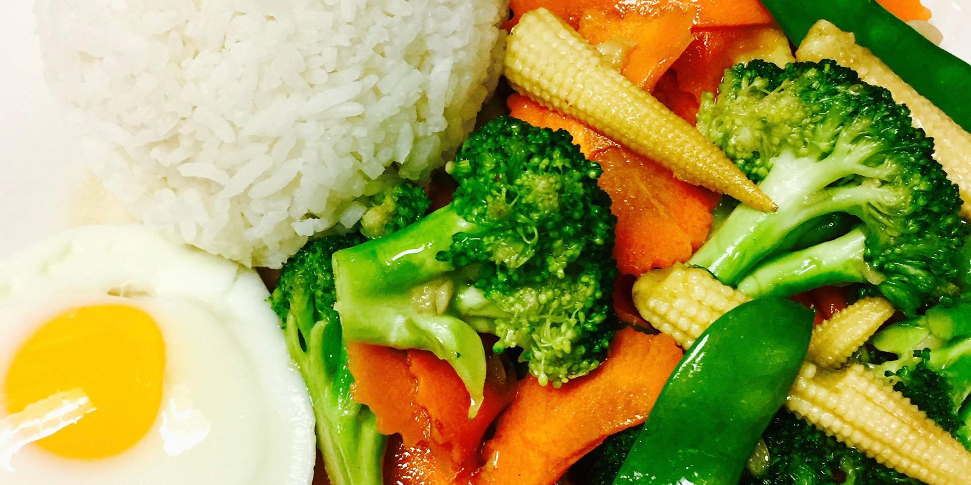 Puuk Ruam Over Rice