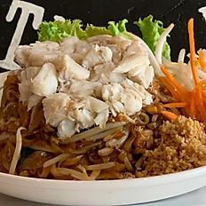 Pad Thai W/ Crab Meat