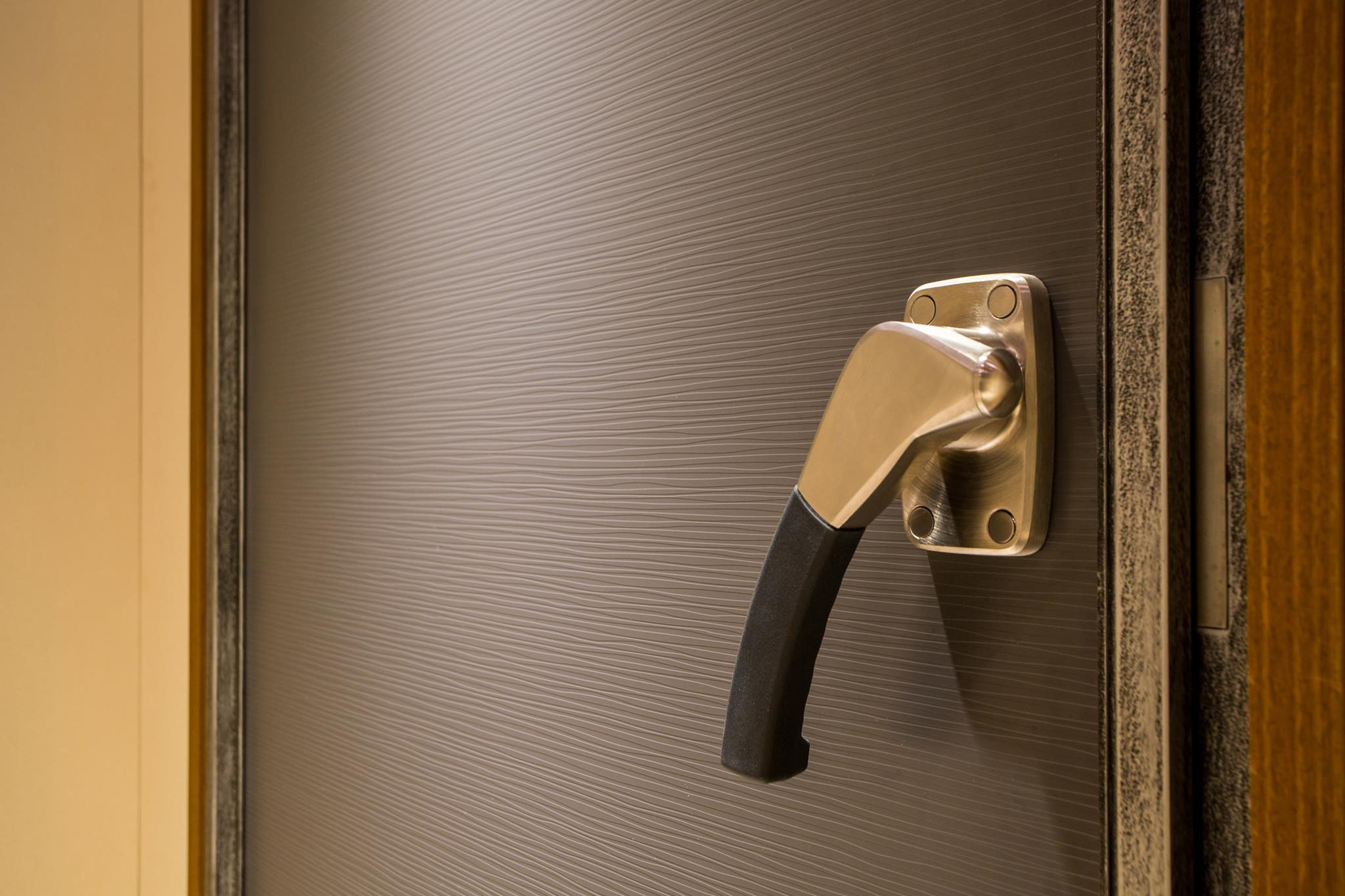 Acoustic Door Handle | WEIDER AUSTRALIA | WEIDER METAL