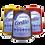 Thumbnail: Cordão Rayontex 2mm 500g