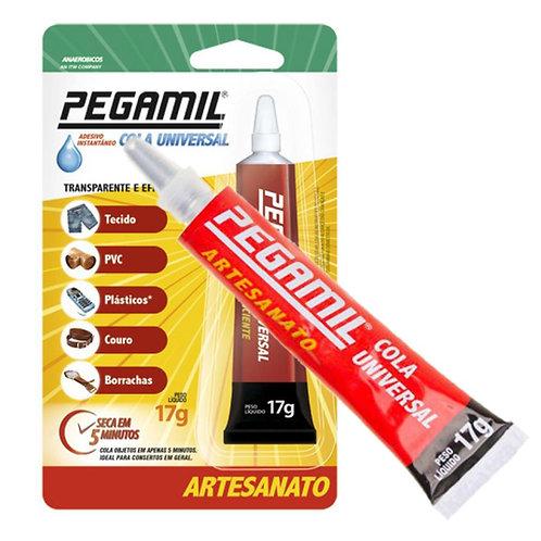 Cola Pegamil 17g