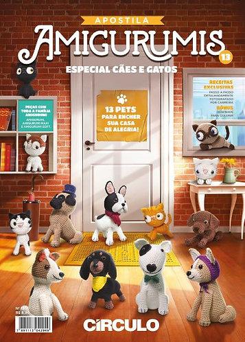 Apostila Amigurumi nº13 - Especial Cães e Gatos