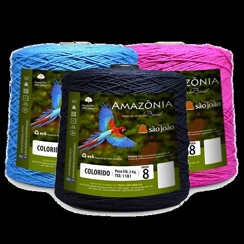 Amazônia nº 8  2Kg Colorido