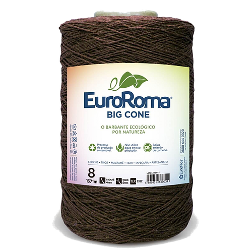 Euroroma nº 8 1800kg Colorido