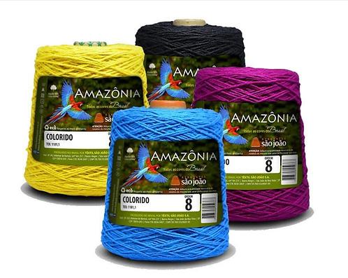 Amazônia nº 8  700g Colorido
