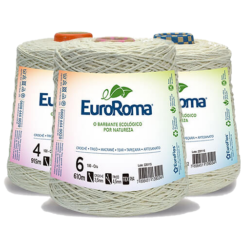 Euroroma 600g Crú