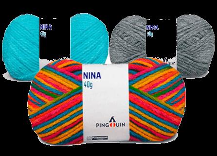 Lã Nina 40g